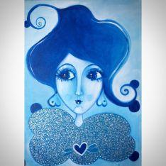 my blue